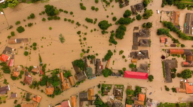 Többfelé pusztított villámárvíz  az elmúlt napokban – 1.rész