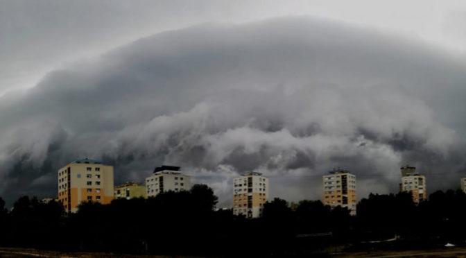 Óriási vihar csapott le Szegedre