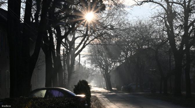 Az idei őszünk volt a legmelegebb 1901 óta