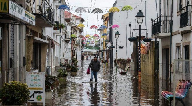 Szélsőséges az időjárás Európában