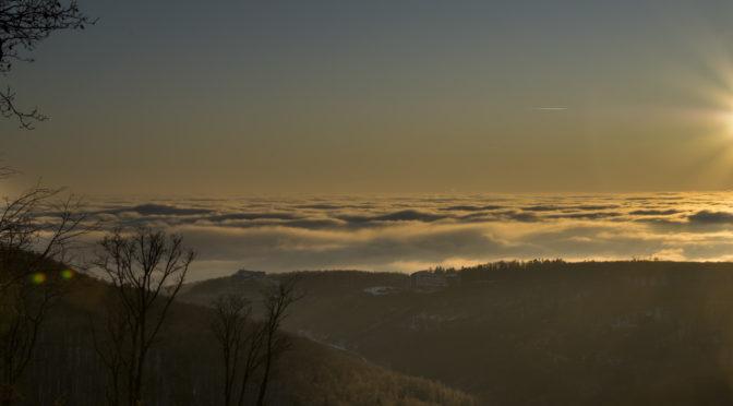 Köd és hidegpárna – time-lapse
