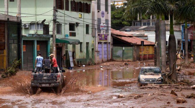 Több mint félszáz ember halt meg az esőzések miatt Brazíliában