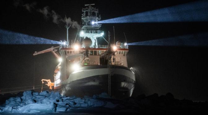 Négy hónapig élt az északi-sarki jég fogságában, és élvezte