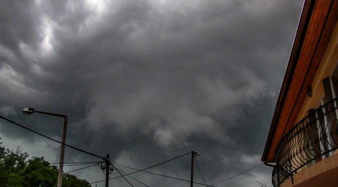 Konvektív rendszerek júniusa (2006.06.23)