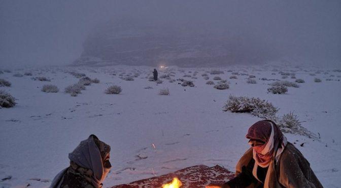 Havazott a sivatagban