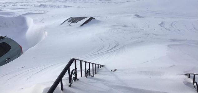 Történelmi hóvihar csapott le Kanadában