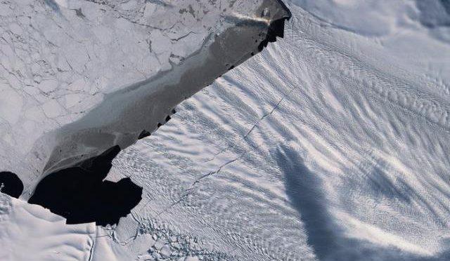 Új hőmérsékleti kontinensrekord az Antarktiszon