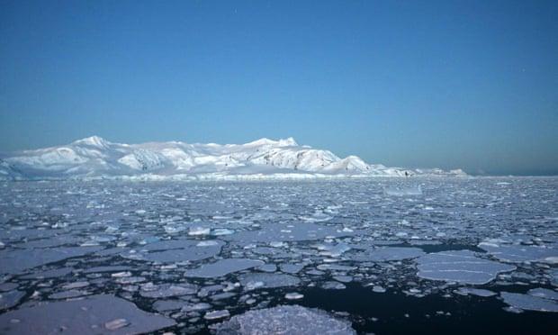 Először mértek 20 fok fölötti hőmérsékletet az Antarktiszon