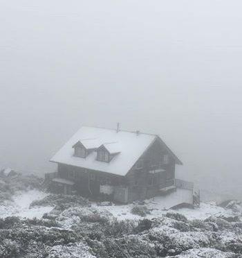 Ausztráliában leesett a hó, pedig nyár van