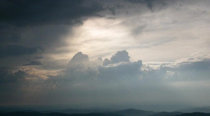 Párafelhők tánca (2007.06.05.)