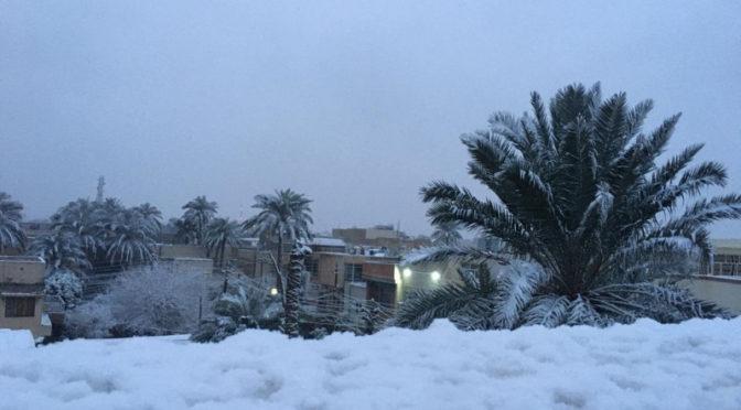 Havazott Irakban