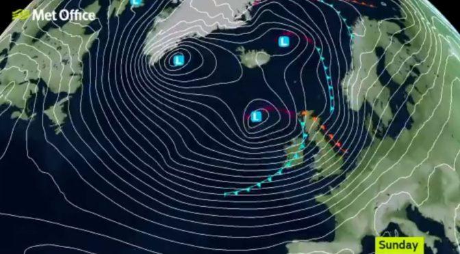 Katasztrófavédelem: Készüljünk fel a Ciara viharciklonra