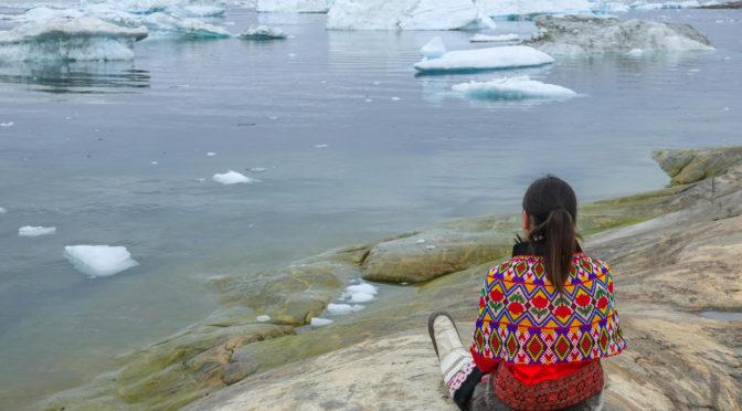 Grönland 600 milliárd tonna jeget veszített tavaly nyáron
