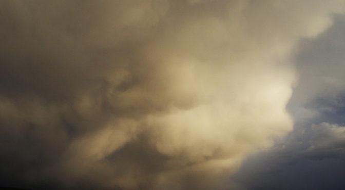 Hó és hódara záporok (2008.03.13.)