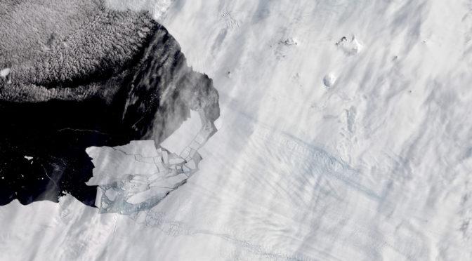 Először volt hőhullám az Antarktiszon