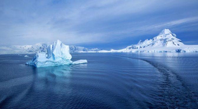Kezd elszíneződni az Antarktisz