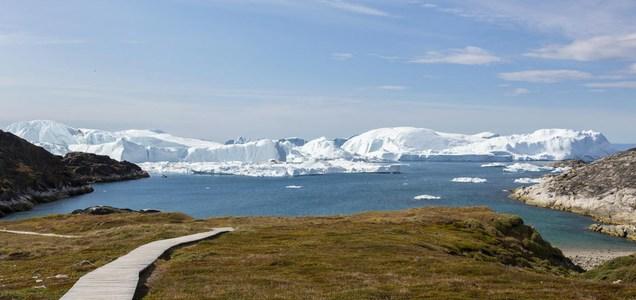 Alulról is olvad az Arktisz jege
