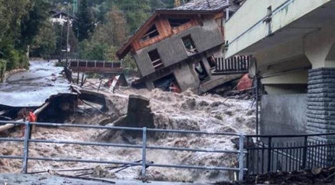 15-re emelkedett az Európára lecsapó Alex vihar halálos áldozatainak száma