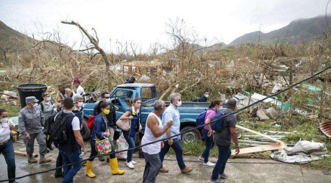 Két héten belül a második hurrikán tarolta le Nicaraguát