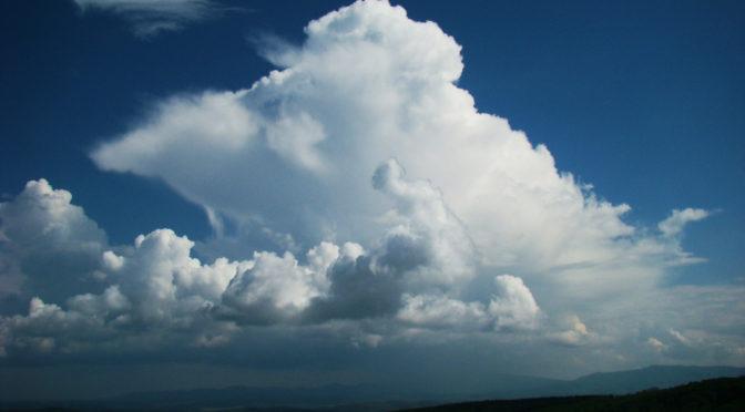 Májusi relax a Pécskő szikla tetején (2008.05.05.)