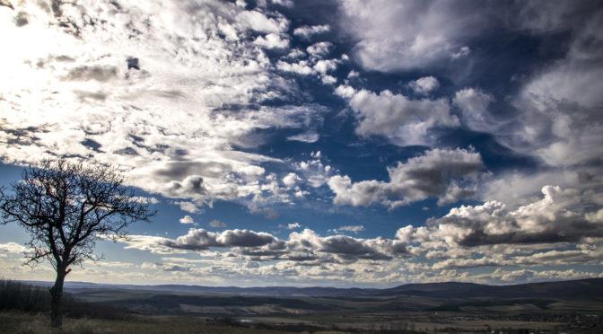 Kora tavaszi felhők kavalkádja (2018.03.12)