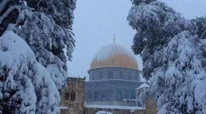 Havazott a Közel-Keleten