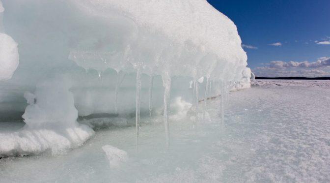 Hőség a sarkvidéken: 27 fokot mértek